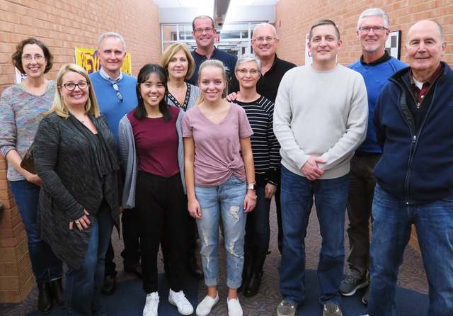 2019 Cherry Tree Science Fair Volunteers [photo credit: Patrick MacDonald]